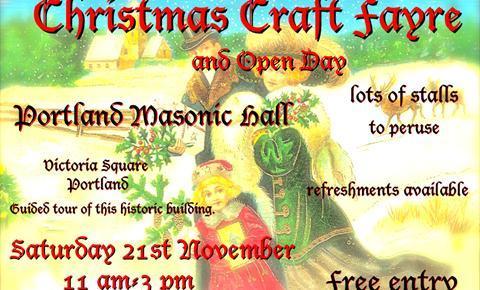 Christmas craft fair in portland dorset for Holiday craft fairs portland oregon